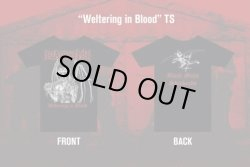 画像1: Blasphemy - Weltering in Blood / T-Shirts