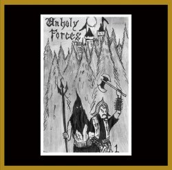 画像1: [ZDR 048] V/A - Unholy Forces Comp #1 / CD