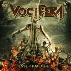 画像1: Vocifera - Evil Thoughts / CD