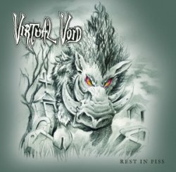 画像1: Virtual Void - Rest in Piss / CD