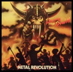 画像1: Living Death - Metal Revolution  / CD