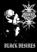 Moderix - Black Desires / DVD