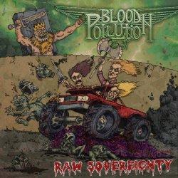 画像1: Blood Pollution - Raw Sovereignty / DigiCD