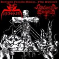 Abigail /  Nocturnal Damnation - Sacrilegious Fornication Masscare... Filthy Desekrators! / CD