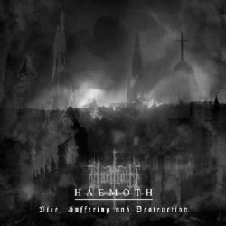 画像1: Haemoth - Vice, Suffering and Destruction / CD
