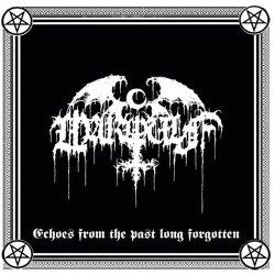 画像1: Warwulf - Echoes from the Past Long Forgotten... / CD