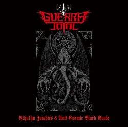画像1: [HMP 056] Guerra Total - Cthulhu Zombies & Anti-Cosmic Black Goats / CD