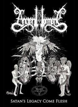 画像1: Ancient Torment - Satan's Legacy Come Flesh / ProTape