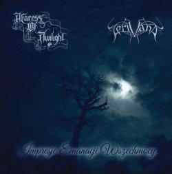 画像1: A Caress Of Twilight / Zerivana - Impresje Emanacji Wszechmocy / CD