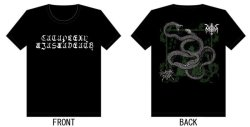 画像1: Cataplexy / Miasma Death - The Goddess Ov Darkness and Sleep.... 孵 / 海 / T-Shirts