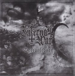 画像1: Infernal War - Terrorfront / CD
