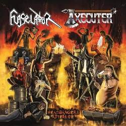 画像1: Flagelador / Axecuter - Headbangers After Life / CD
