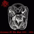 Ceremony - Ceremony of the Goat 1992-1994 / CD
