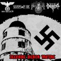 SS Reich / Soldierss of Evil / Via Dolorosa - Illegal Black Metal / CD