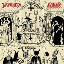 画像1: Impurity / Sex Messiah - Vominting Blasphemies Over the World / DigiCD