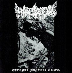 画像1: Entsetzlich - Eternal Funeral Cries / CD