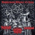 Perlokus / Nocturnal Damnation / Disforterror - Blasphemous Alliance of Chaos / CD