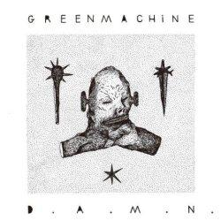 画像1: GREENMACHiNE - D.A.M.N / CD
