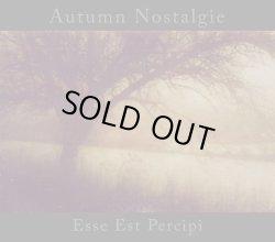 画像1: [MAA 042-S] Autumn Nostalgie - Esse Est Percipi / SlipcaseCD
