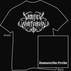 画像1: Sacrificia Mortuorum - Logo (Black) / T-Shirts