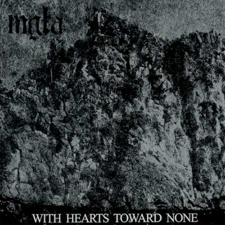 mgla with hearts toward none cd zero dimensional records